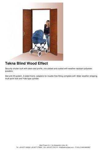 TEKNA BLIND