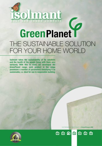 GreenPlanet brochure