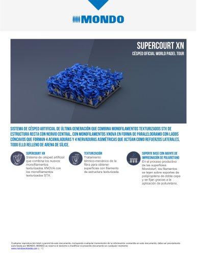 SUPERCOURT XN