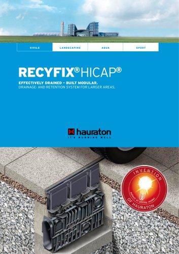 Recyfix® HICAP®