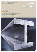 HISTAR - Aceros innovadores de alta resistencia para estructuras económicas en acero