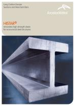 HISTAR - Innovative high strength steels for economical steel structures