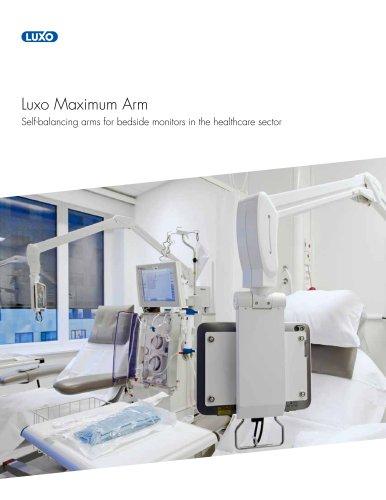 Luxo Maximum Arm