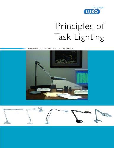 Principles of Task Lighting Brochure