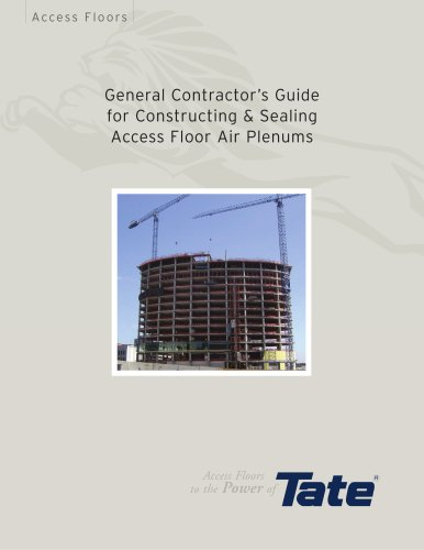 General Contractor's Guide