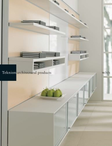 Architectural Products:W/R/S
