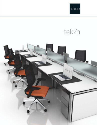 Desking Systems:tek/n