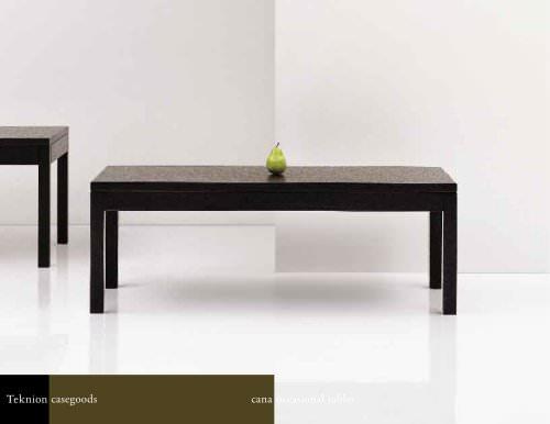 Wood/Casegoods:Cana