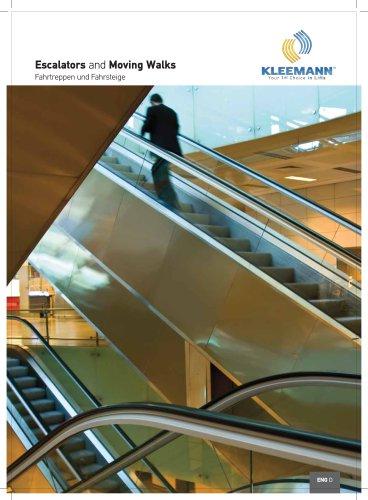 Escalators & Moving Walks