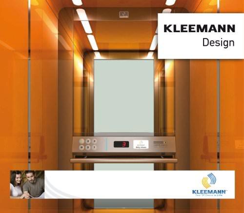 Kleemann Design: Lift Cabins & Doors