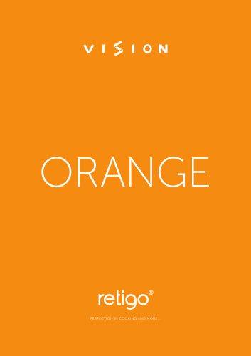 Orange Vision Combi ovens