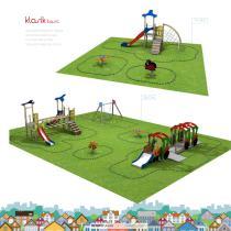 Parques Infantiles y Equipamiento Deportivo - 10