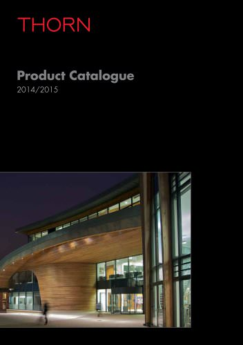 Product Catalogue 2014/2015