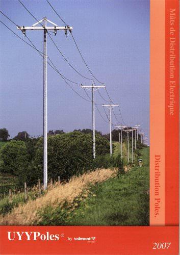 Distribution Poles