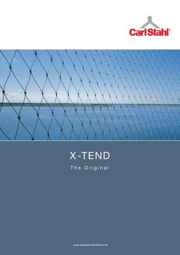 Carl Stahl - X-TEND Catalogue