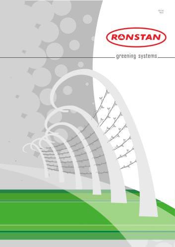 Ronstan Architectural Greening Brochure