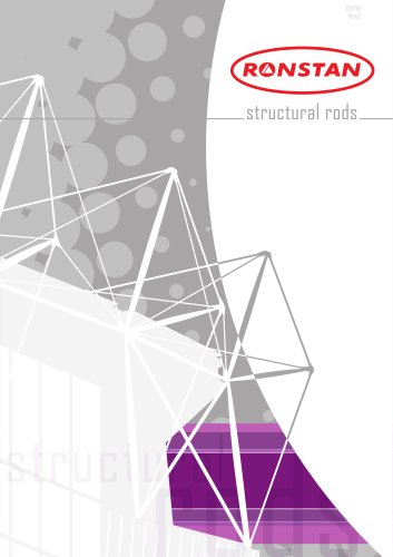 Ronstan Architectural Rod Catalogue