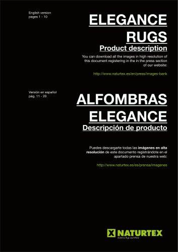 Elegance Rugs - Product description