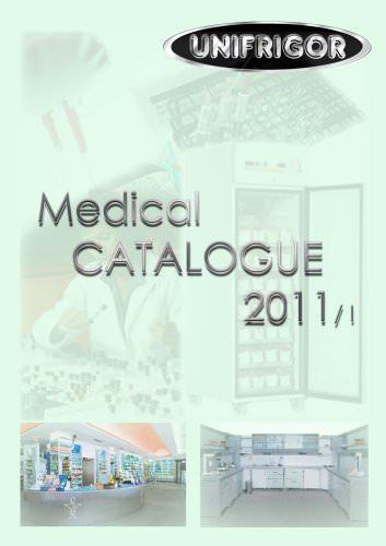 MEDICAL CATALOGUE 2011