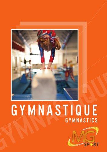 Gymnastics catalog