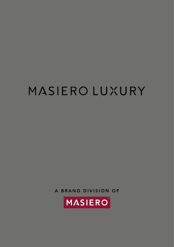 CATALOGO LUXURY 2016