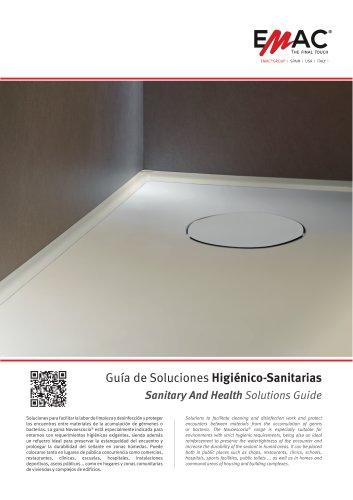 Guía de Soluciones Higiénico-Sanitarias