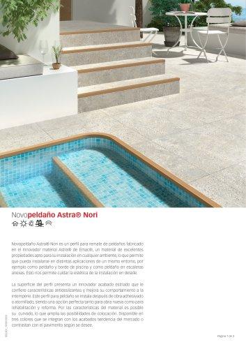 Novopeldaño Astra® Nori