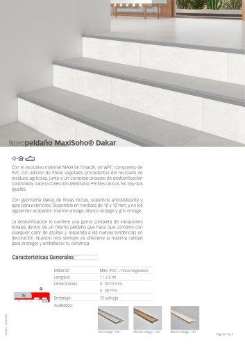 Novopeldaño MaxiSoho® Dakar