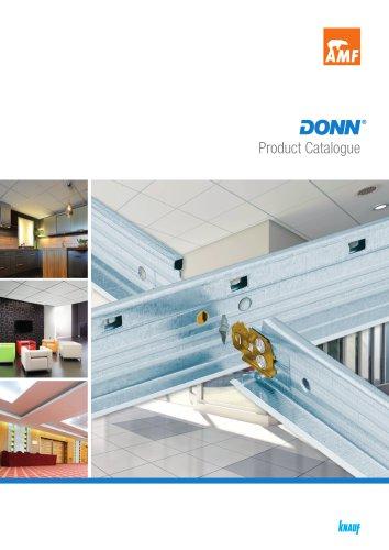 DONN® Product catalogue
