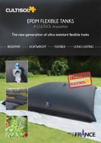 Cultisol - EPDM Flexible tanks