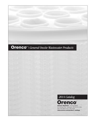General Onsite Wastewater Products