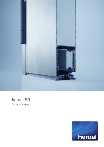 heroal surface coating - heroal SD