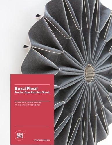 BuzziPleat