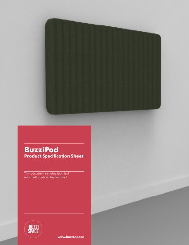 BuzziPod