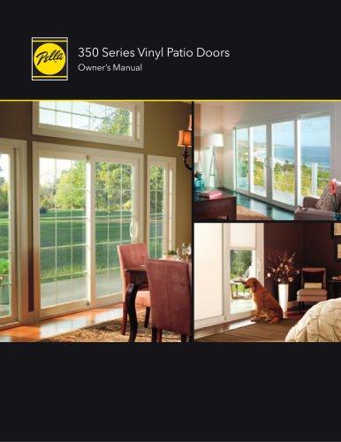 350 Series Vinyl Patio Doors