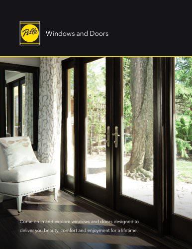 PELLA® WINDOWS AND DOORS