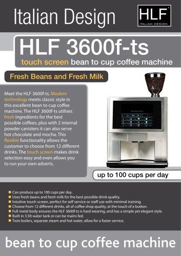 HLF 3600f-ts