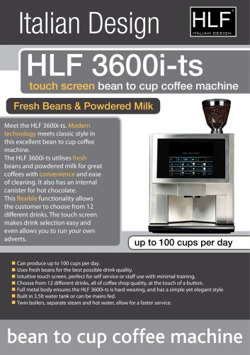HLF 3600i-ts