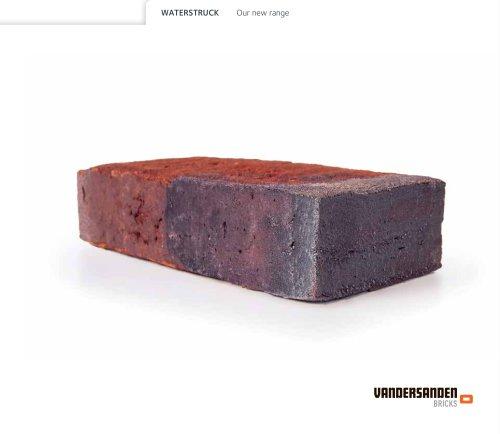 Vandersanden Bricks Wasserstrich