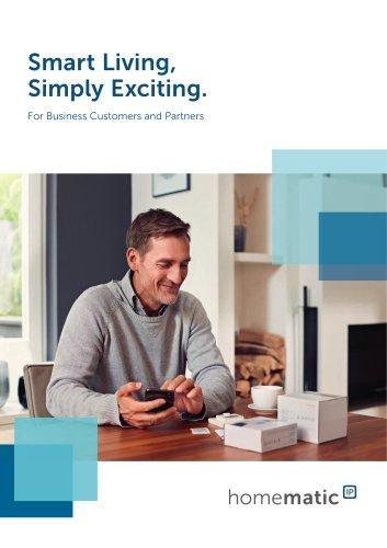 Homematic IP B2B Brochure