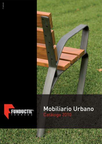 Mobiliario Urbano 2010