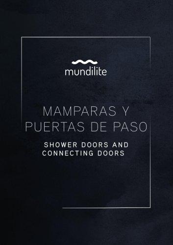 Mamparas de ducha y puertas de paso