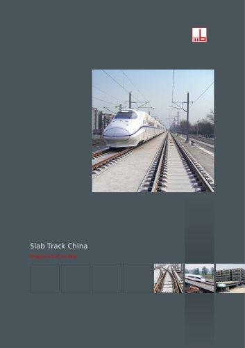 Slab Track China
