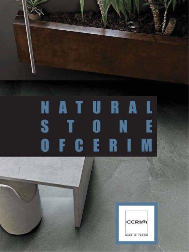 NATURAL STONE OFCERIM