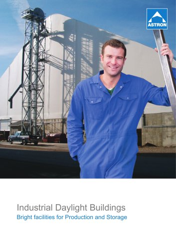 Industrial Daylight Buildings