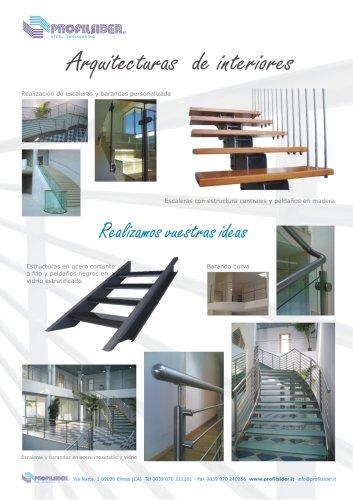arquitecturas de interiores