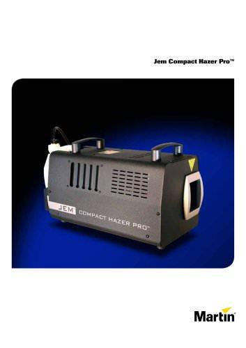 Jem Compact Hazer Pro