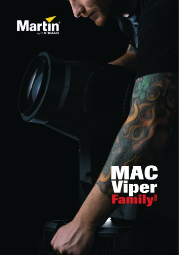 MAC Viper Family brochure