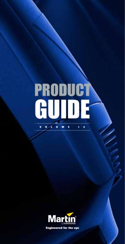 Product Guide vol 12