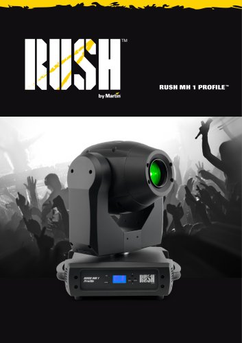 RUSH MH 1 Profile Specification